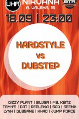 DUBSTEP vs HARDSTYLE