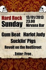 Hard Rock Sunday