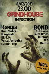 Grindhouse infection