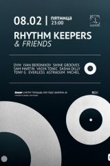 RHYTHM KEEPERS & Friends